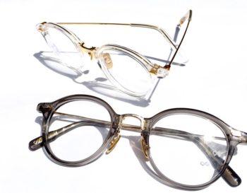 英国発 made in Japan OG×OLIVERGOLDSMITH オージー・バイ・オリバー・ゴールドスミス BAKER(ベーカー) 岡山眼鏡店