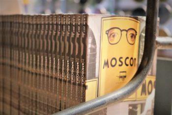 MOSCOT Special 3Days モスコット 岡山眼鏡店 okayamagankyoten HANDBOOK