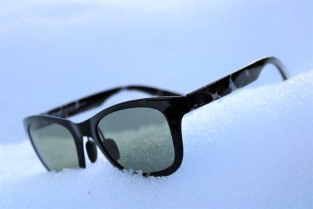 雪山 スキー スノーボード SKI SNOWBOARD 偏光レンズ POLARIZED Sports Lab. by 岡山眼鏡店 okayamagankyoten スポーツラボ OZNIS オズニス FLAT04