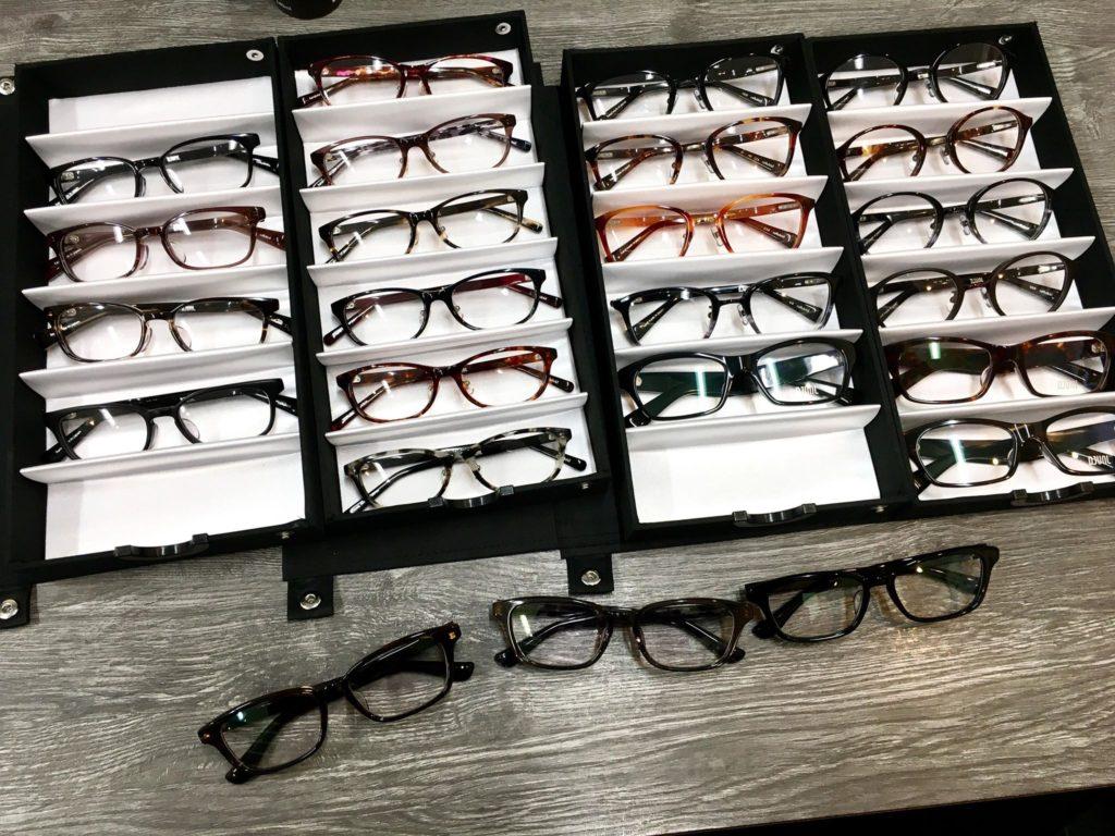 春展示会 EXHIBITION 岡山眼鏡店 okayamagankyoten 東京 DJUAL デュアル