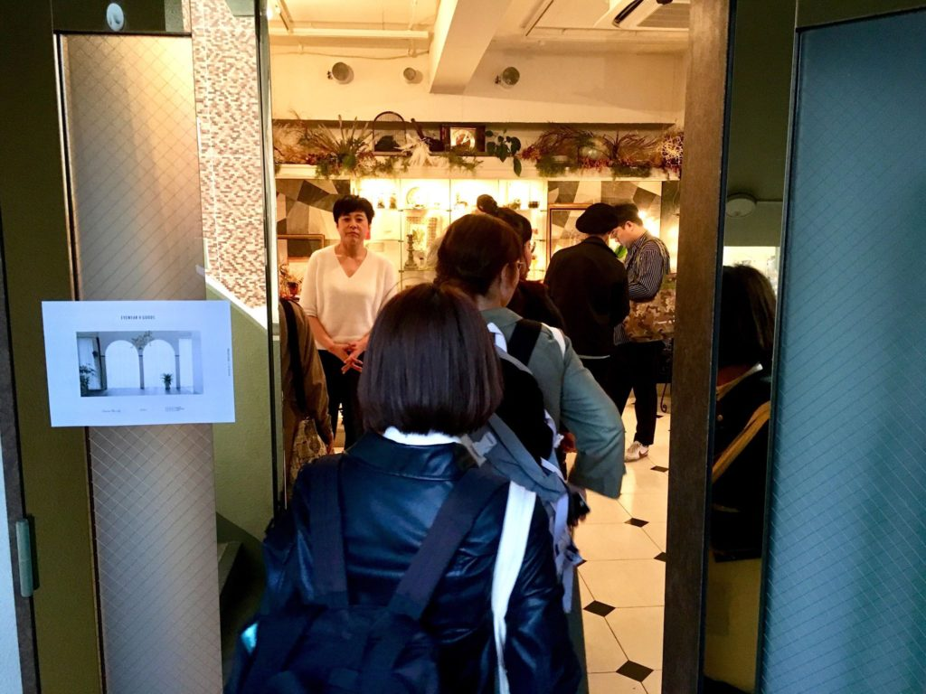 春展示会 EXHIBITION 岡山眼鏡店 okayamagankyoten 東京 Seacret Remedy シークレットレメディ Eyfe アイフ