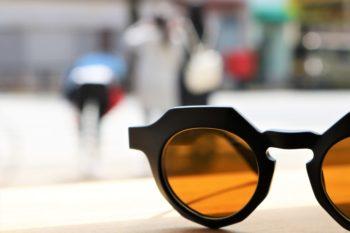 RF-027 デザイナー書き下ろし スペシャルモデル FACTORY900 RETRO ファクトリー900レトロ 岡山眼鏡店 okayamagankyoten KODAK コダック DATE ダテレンズ HENKOU 偏光レンズ