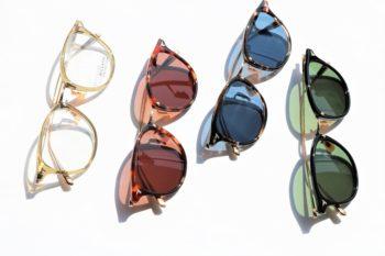 BJ CLASSIC COLLECTION ビージェークラシックコレクション 2018SS COM-548NT サングラス 岡山眼鏡店