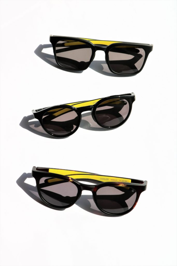 Eyevol アイヴォル 2018SS Sunglasses サングラス Sports Lab. by 岡山眼鏡店 スポーツラボ okayamagankyoten HEATH CONLON IOOSS