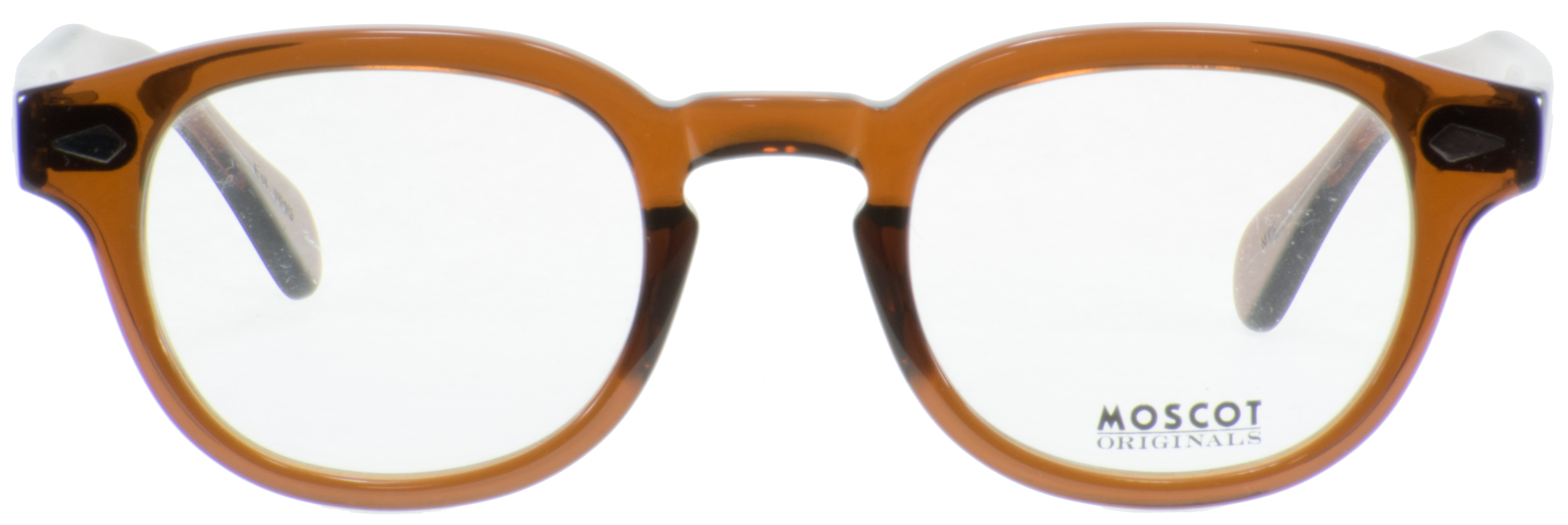 MOSCOT LEMTOSH 46 BROWN1060030601