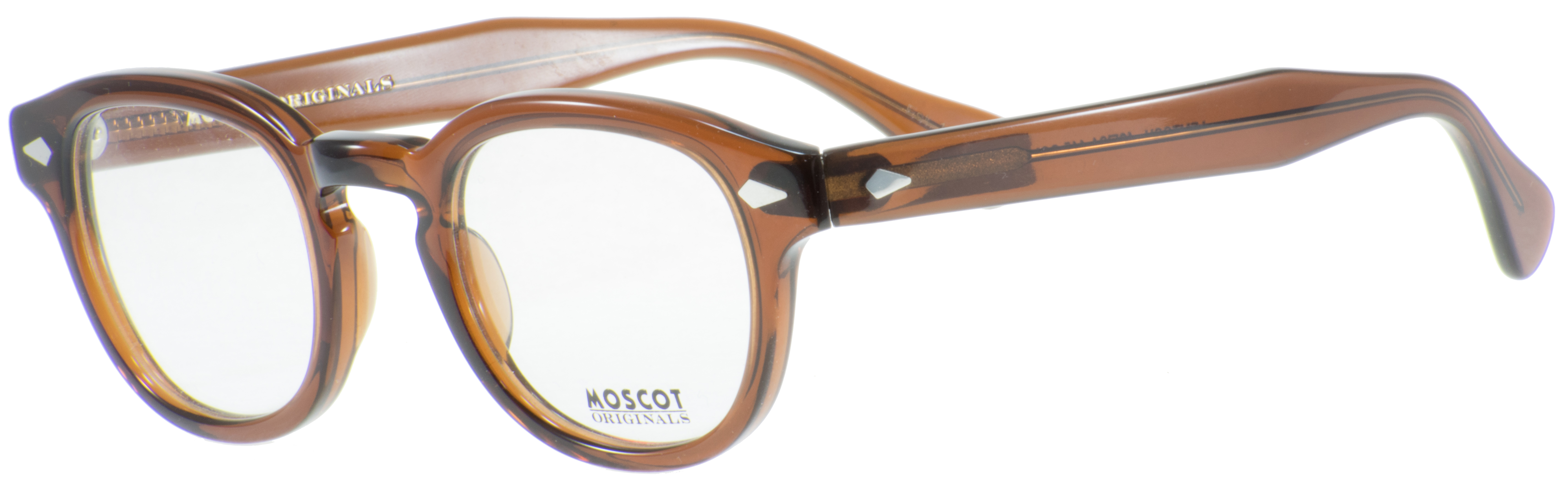 MOSCOT LEMTOSH 46 BROWN1060030602