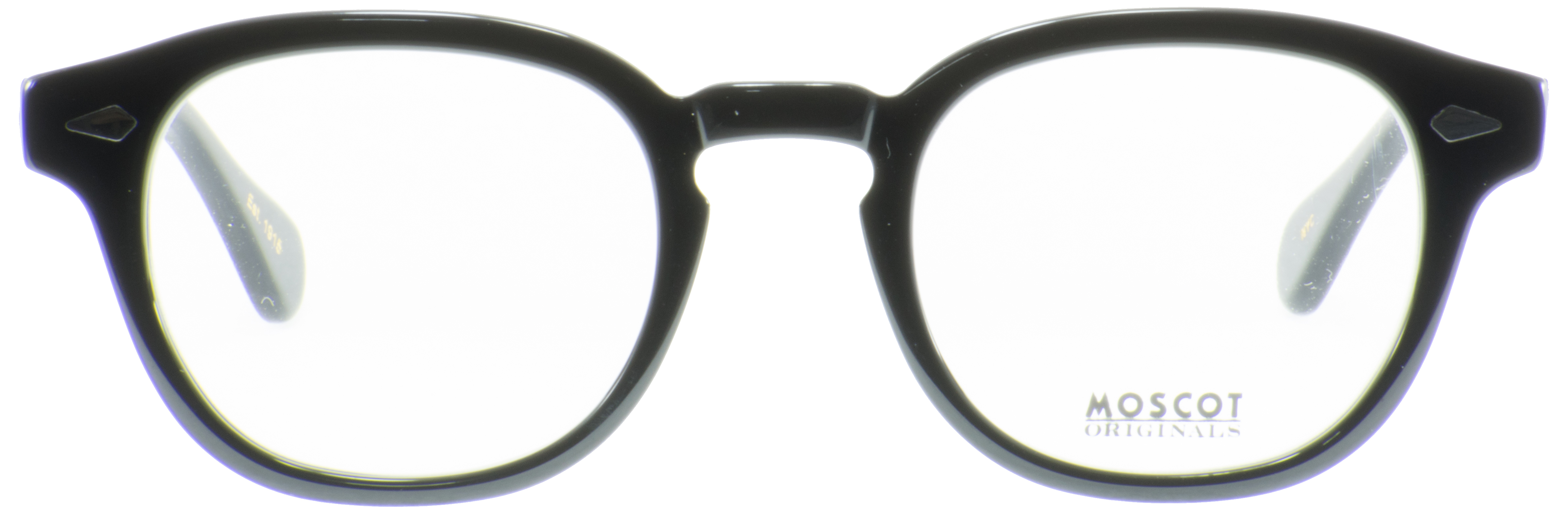 MOSCOT LEMTOSH 49 BLACK 1060088901
