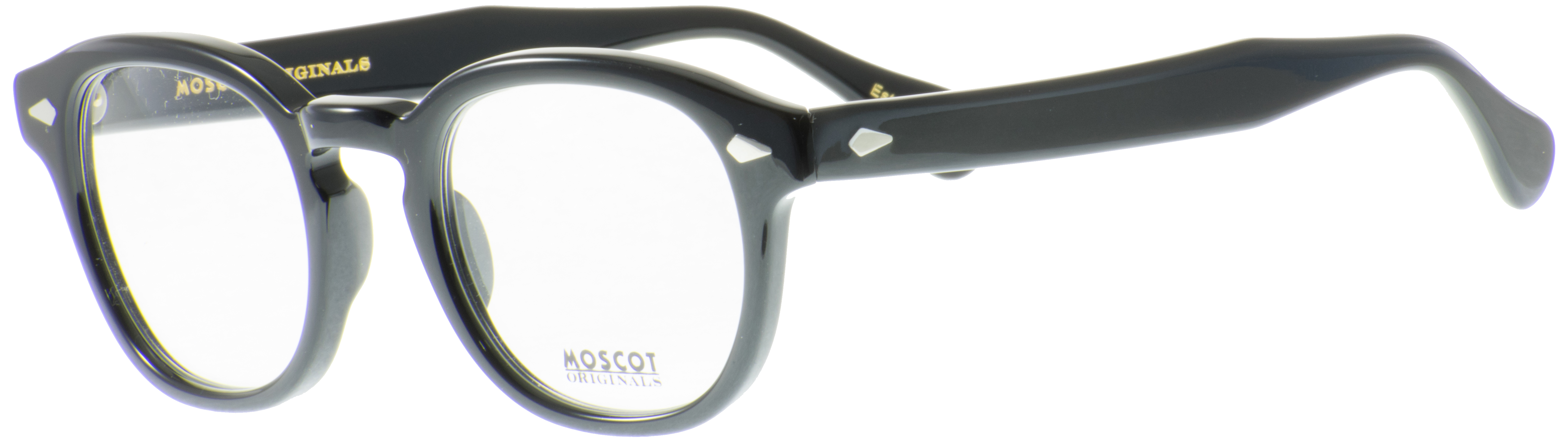 MOSCOT LEMTOSH 49 BLACK 1060088902