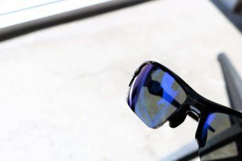OAKLEY オークリー FLAK2.0 フラック POLARIZED ポラライズド 偏光レンズ Sports Lab. by 岡山眼鏡店 okayamagankyoten