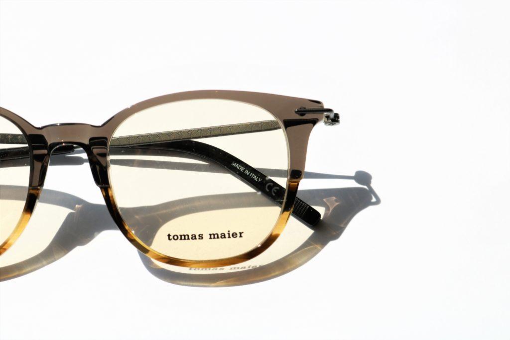tomas maier トマスマイヤー TM0034O TM0022S TM0053S TM0023S 岡山眼鏡店 okayamagankyoten