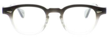 JULIUS TART OPTICAL AR 42 Black-Clear Fade 1010300701