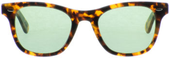 JULIUS TART OPTICAL SEAFARE Tortoise G-15 1010303101