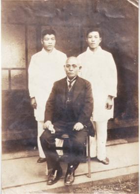 増永眼鏡 MASUNAGA G.M.S. 増永五左衛門 岡山眼鏡店 okayamagankyoten 昭和天皇 献上
