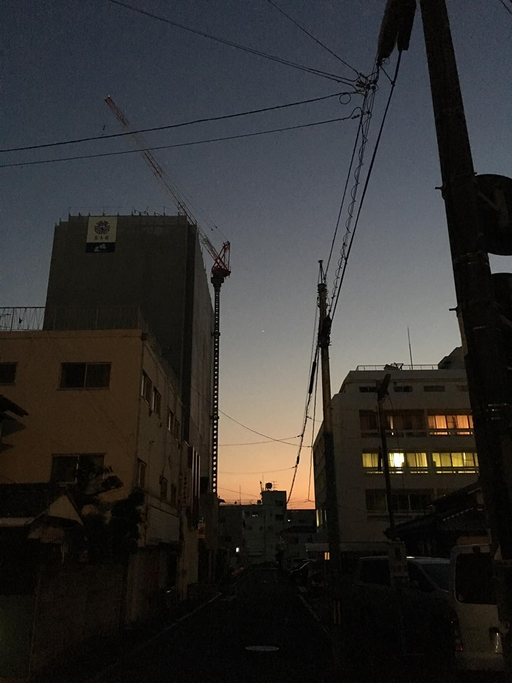 アヤメ ayame okayamagankyoten 岡山眼鏡店 風景