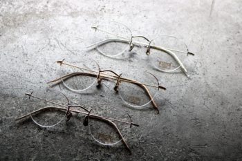 EYEVAN 7285 アイヴァン 154 岡山眼鏡店 okayamagankyoten 2018AW Collection