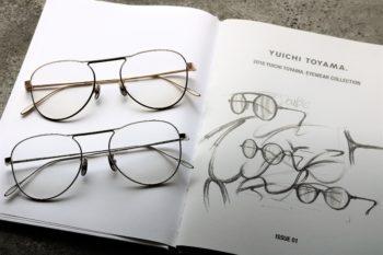 YUICHI TOYAMA. ユウイチトヤマ U-091 Lyonel ライオネル 岡山眼鏡店 okayamagankyoten
