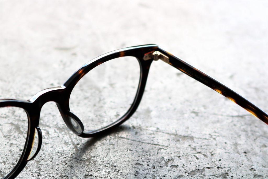 OLIVER PEOPLES オリバーピープルズ AARIC アーリック 2018 RESORT COLLECTION 岡山眼鏡店 okayamagankyoten