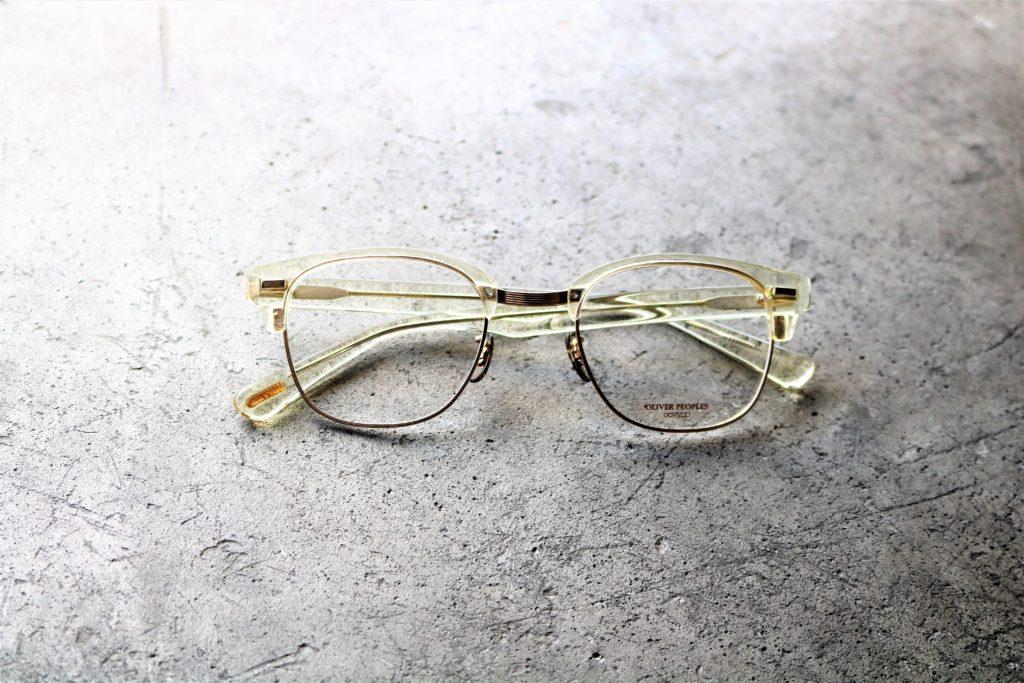 OLIVER PEOPLES オリバーピープルズ BALEN バーレン セルブロウ 2018 RESORT COLLECTION 岡山眼鏡店 okayamagankyoten