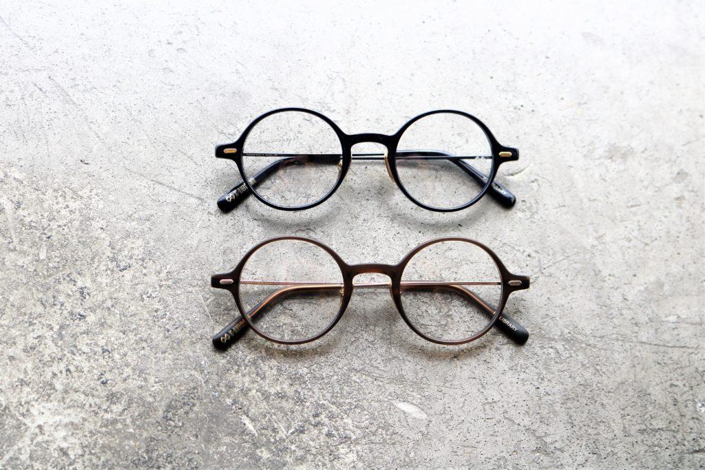 OG×OLIVER GOLDSMITH オージーバイオリバーゴールドスミス Re:LIBRALY リライブラリー 岡山眼鏡店 okayamagankyoten