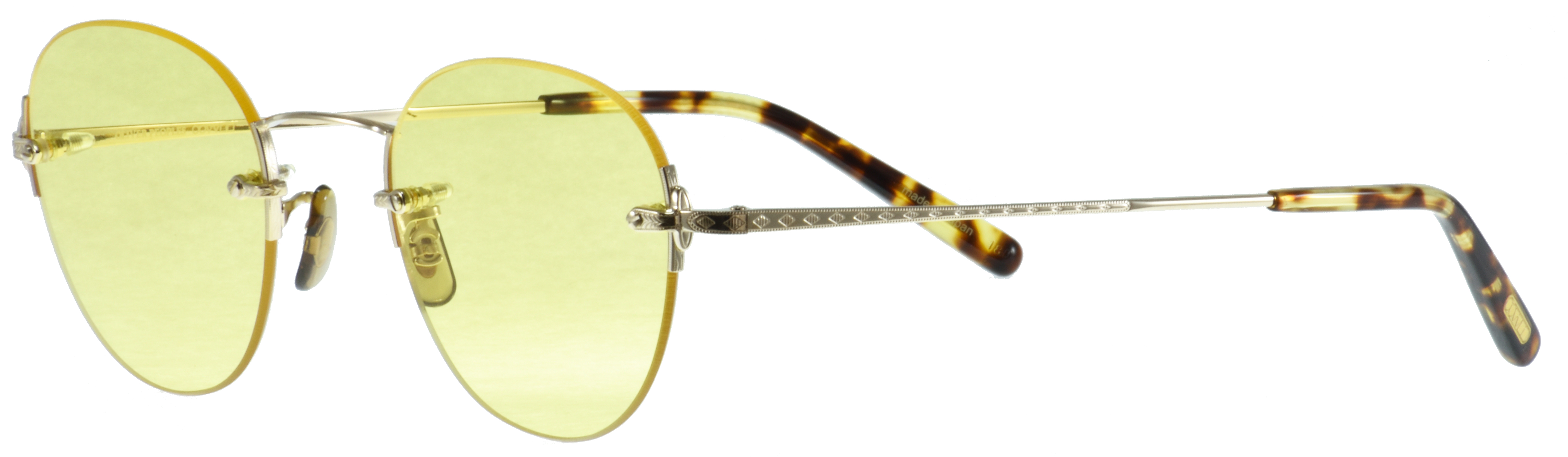OLIVER PEOPLES WHEDON G-LT.YEL