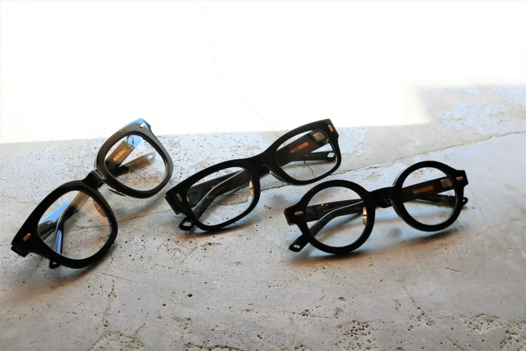 OG×OLIVER GOLDSMITH オージーバイオリバーゴールドスミス Re.RORY 50 リローリー 岡山眼鏡店 okayamagankyoten Re.SHEPPERTON 45 SK