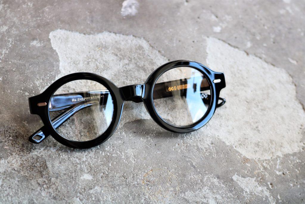 OG×OLIVER GOLDSMITH オージーバイオリバーゴールドスミス Re.SHEPPERTON 45 岡山眼鏡店 okayamagankyoten