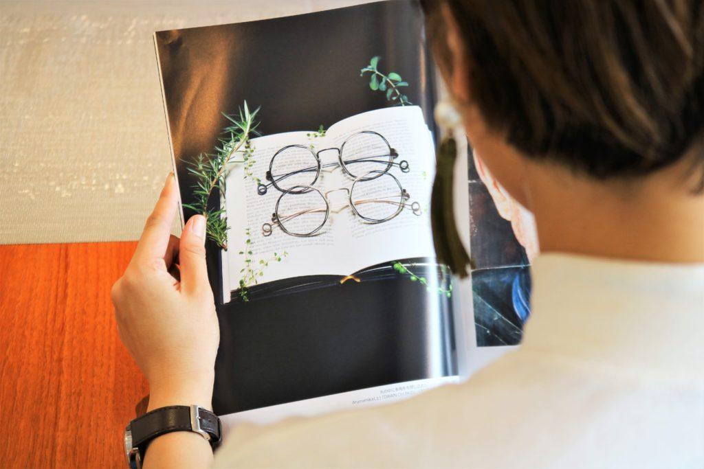 MODEOPTIQUE モードオプティーク Vol.46 ARUMAMIKA アルマミカ 岡山眼鏡店 okayamagankyoten
