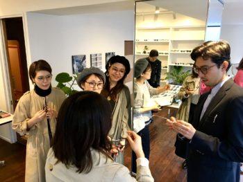 ayame アヤメ 展示会 EXHIBITION 岡山駅 岡山眼鏡店 okayamagankyoten