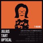 JULIUS TART OPTICAL ジュリアスタートオプティカル T-Round ティーラウンド 岡山眼鏡店 okayamagankyoten