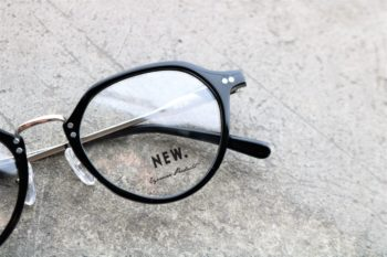 NEW. NEWMAN ニューマン SANDERS サンダース 2019SS 岡山眼鏡店 okayamagankyoten