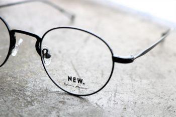 NEW. NEWMAN ニューマン JOHN ジョン 2019SS 岡山眼鏡店 okayamagankyoten
