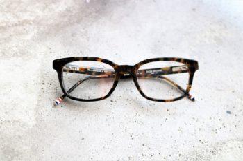 THOM BROWNE. NEWYORK トムブラウン ニューヨーク TBX410 52 岡山眼鏡店 okayamagankyoten