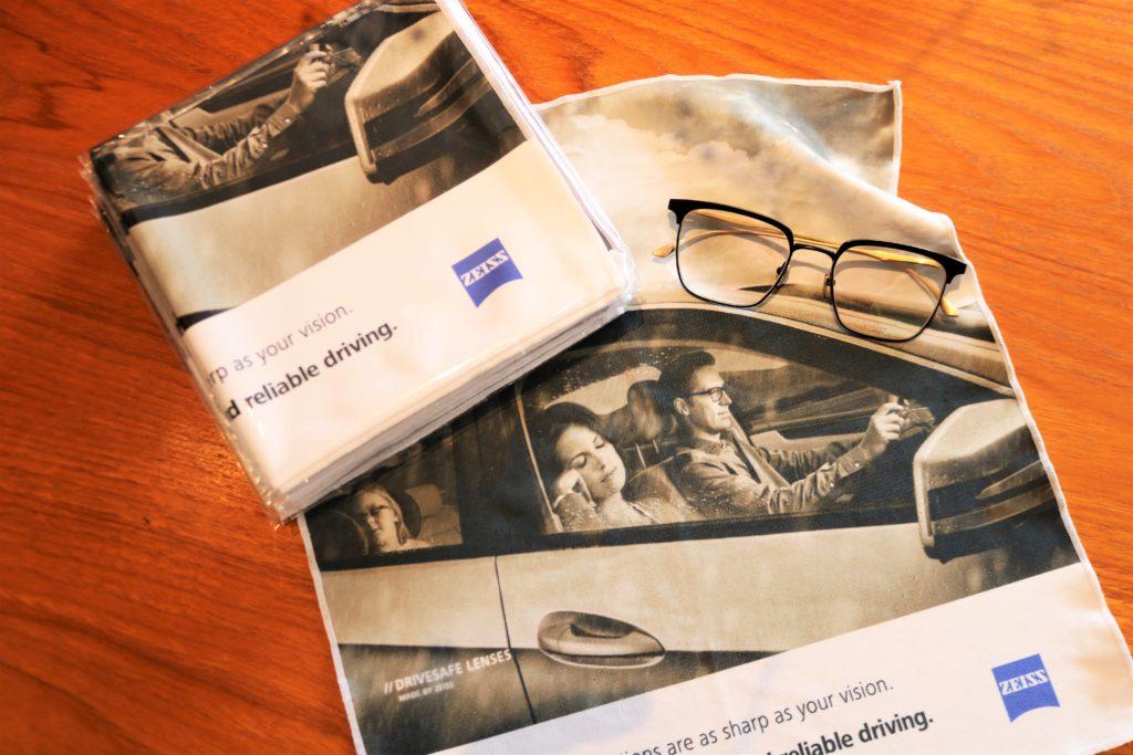 CARL ZEISS カールツァイス レンズグレードアップキャンペーン 岡山眼鏡店 okayamagankyoten ノベルティー