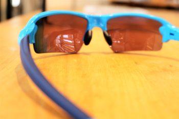 OAKLEY FLAK2.0 CUSTOM EYEWEAR オークリー カスタムアイウエア フラック2.0 PRIZM プリズム Sports Lab. by 岡山眼鏡店 スポーツラボ okayamagankyoten おかやまマラソン ランニング