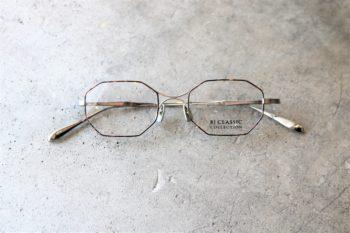 BJ CLASSIC COLLECTION ビージェークラシックコレクション PREM-133SLT 133LT 岡山眼鏡店 okayamagankyoten