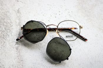 CLIP PACKAGE MOSCOT モスコット LIEB リーブ CLIP ON SUNGALSSES クリップオンサングラス 岡山眼鏡店 okayamagankyoten