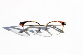 One/Three Compoud Frame ワンスリーコンパウンドフレーム cfs-01 CELLULOID セルロイド 岡山眼鏡店 okayamagankyoten