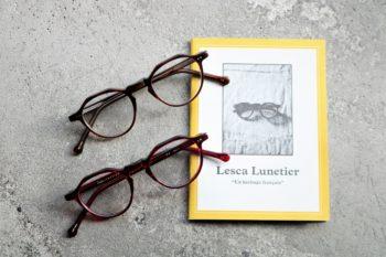 Lesca LUNETIER レスカルネティエ P2 岡山眼鏡店 okayamagankyoten