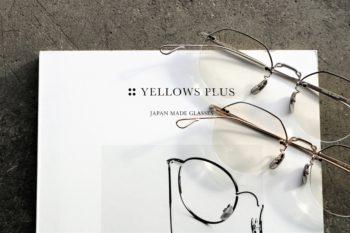 YELLOWS PLUS イエローズプラス COLES コールズ 2018 Autumn & Winter Eyewear Collection 岡山眼鏡店 okayamagankyoten 3ピース ツーポイント