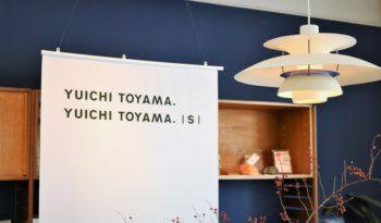 YUICHI TOYAMA. ユウイチトヤマ U-096 Lily 岡山眼鏡店 okayamagankyoten 3周年