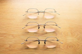 10 eyevan テンアイヴァン No.2Ⅱ46 RIM-LESS リムレス 3ピース 岡山眼鏡店 okayamagankyoten