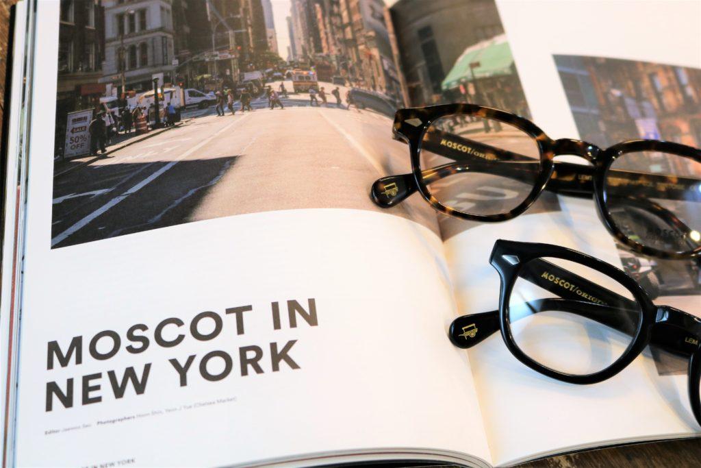 MOSCOT モスコット LEMTOSH レムトッシュ NYC 岡山眼鏡店 okayamagankyoten
