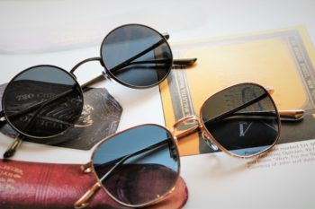 OLIVER PEOPLES THE ROW オリバーピープルズ ザ ロウ AFTER MIDNIGHT BOARD MEETING 2 コラボレーション 岡山眼鏡店 okayamagankyoten