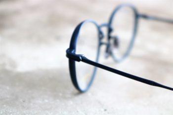 OLIVER PEOPLES Watts オリバーピープルズ ワッツ Titanium チタニウム 岡山眼鏡店 okayamagankyoten