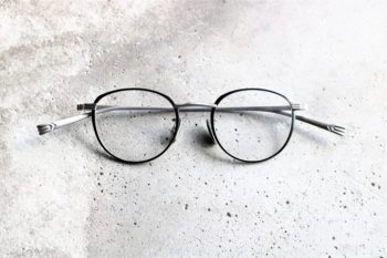 OG×OLIVER GOLDSMITH オージーバイオリバーゴールドスミス CUT THREE Titanium 岡山眼鏡店 okayamagankyoten