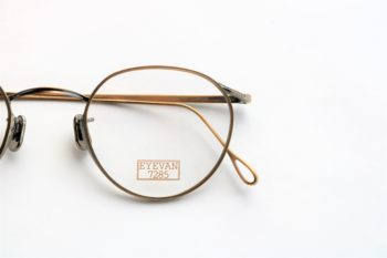 EYEVAN 7285 アイヴァン7285 156 岡山眼鏡店 okayamagankyoten