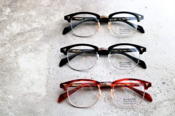 BJ CLASSIC COLLECTION ビージェークラシックコレクション 15th Anniversary Model REVIVAL EDITION 15周年 岡山眼鏡店 okayamagankyoten SIRMONT サーモント American Optical アメリカンオプティカル
