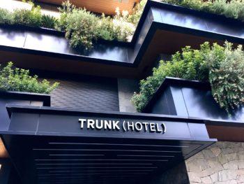 TRUNK HOTEL トランクホテル 春東京展示会 岡山眼鏡店 okayamagankyoten