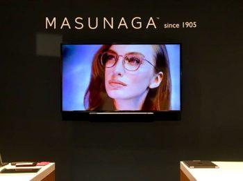 MASUNAGA since 1905 マスナガ 増永眼鏡 春東京展示会 岡山眼鏡店 okayamagankyoten