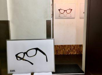 DJUAL デュアル 春東京展示会 岡山眼鏡店 okayamagankyoten
